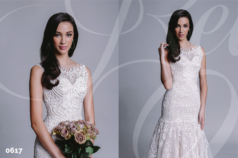 Ready To Wed by Zandra Lim Designs